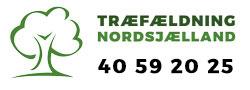 træfældning nordsjælland logo